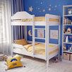 Детская двухъярусная кровать по цене 29500₽ - Кроватки, фото 0