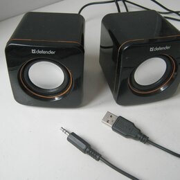 Компьютерная акустика - Колонки defender spk-530, 0