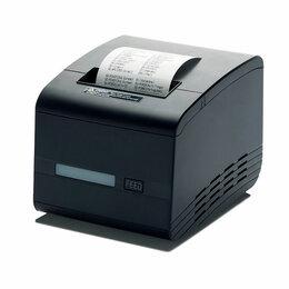 Аксессуары и запчасти для оргтехники - Чековый принтер TRP80USE II USB, RS, Ethernet, автоотрез, звонок, черный, c БП, 0