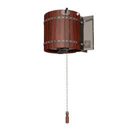 Аксессуары - Обливное устройство vvd «Ливень» 36 литров душ ведро, 0