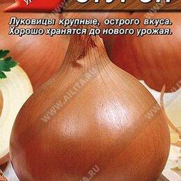 Лук-севок, семенной картофель, чеснок - Лук репчатый Стурон (Аэлита), 0