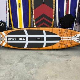 Водные лыжи, вейкбординг и книбординг - Сапборд bombitto standart drive 10.6, 0