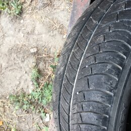 Шины, диски и комплектующие - Летняя резина Michelin energy 195/65/15, 0