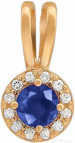 Медальон Эстет 01P218522-2 по цене 5250₽ - Кулоны и подвески, фото 0