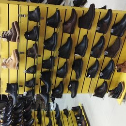Витрины - Выкладка обуви, 0