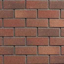 Фасадные панели - Фасадная плитка HAUBERK Терракотовый кирпич, 0