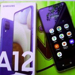 Мобильные телефоны - Samsung A-12 64 GB, 0