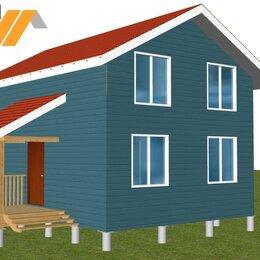 Готовые строения - Типовой каракасный дом кд 11-96М, 0