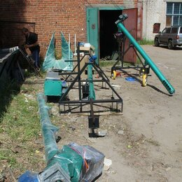 Упаковочное оборудование - Оборудование для фасовки зерна, пеллет, корма, 0