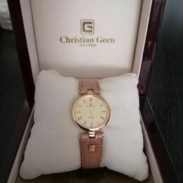 Наручные часы - Швейцарские часы Christian Green , 0