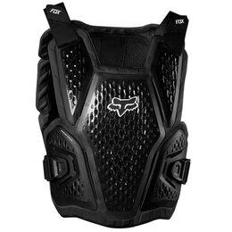 Спортивная защита - Защита панцирь FOX Raceframe Impact 2020г. (L/XL / черный/L), 0