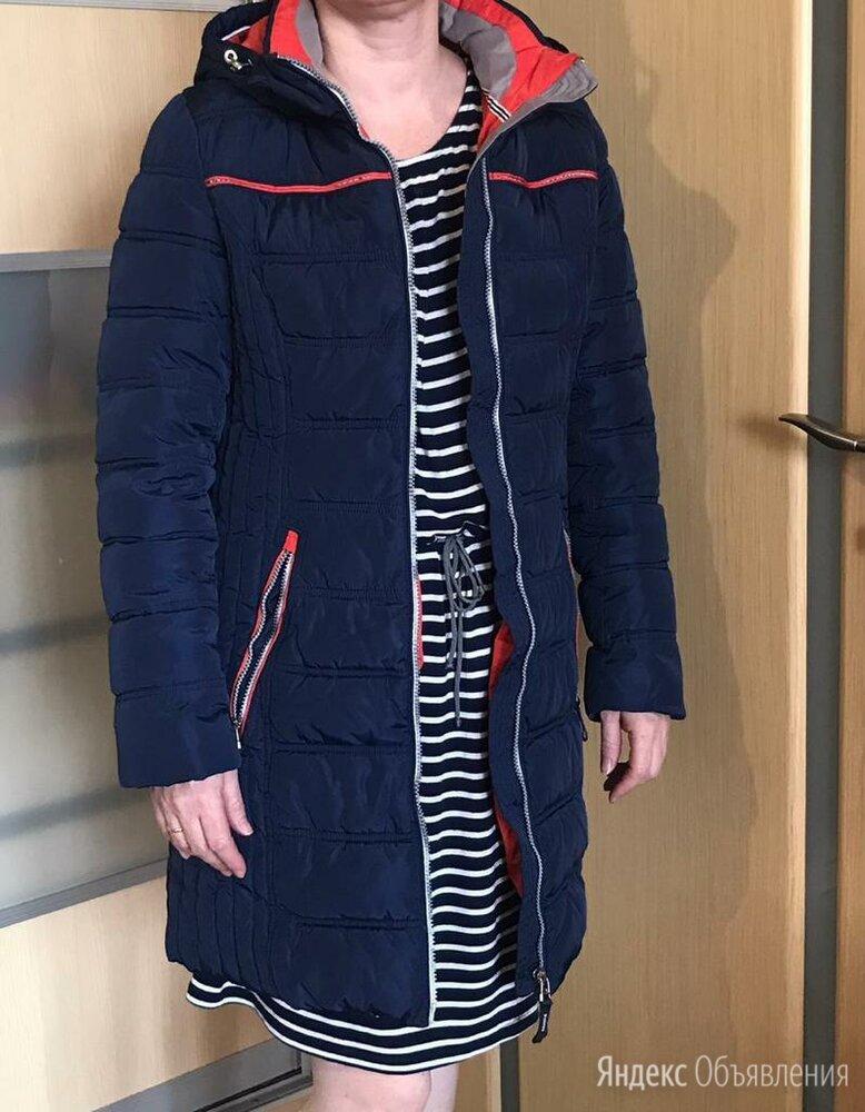 Куртка-пальто на синтепоне зимняя по цене 800₽ - Куртки, фото 0