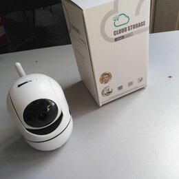 Камеры видеонаблюдения - Беспроводная wifi ip камера видеонаблюдения, 0