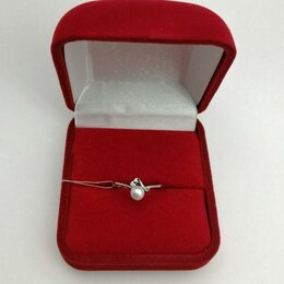 Кулоны и подвески - Сп15,id 16781Кольцо с камнем, серебро 925, 0