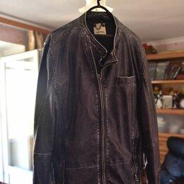 Куртки - Кожаные куртка , 0