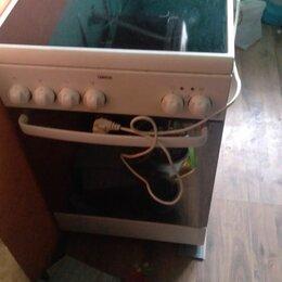 Плиты и варочные панели - Керамическая плита занусси, 0
