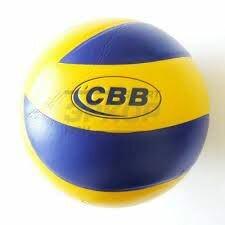 Мячи - Мяч волейбольный №5, 260 гр (PVC), 0