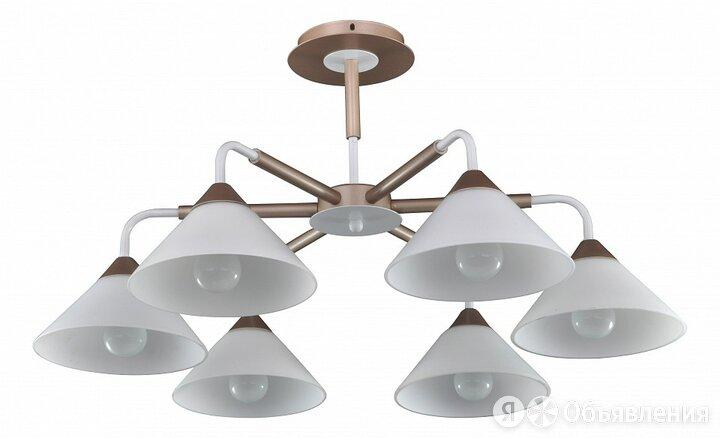 ARTI LAMPADARI - Ribera E 1.1.6 CW по цене 12640₽ - Люстры и потолочные светильники, фото 0