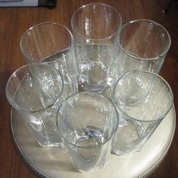 Бокалы и стаканы - Стакан Луна.НОВЫЙ.Набор 6шт.В коробке., 0