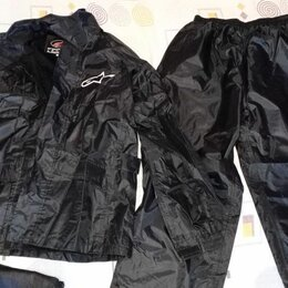 Мотоэкипировка - Куртка и штаны AlpineStars, 0