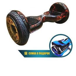 Аксессуары и запчасти - Гироскутер Smart Wheel PRO PREMIUM 10.5 V2 Красные Молнии, 0