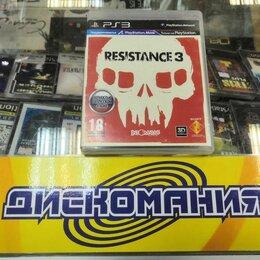 Игры для приставок и ПК - Resistance 3 (PS3), 0