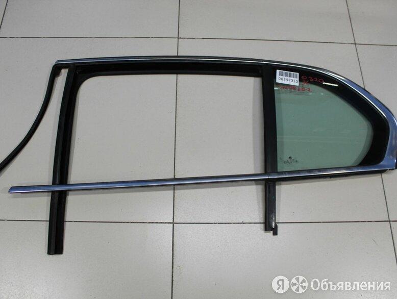 Стекло двери задней левой Skoda Superb 3T 2008-2015 по цене 2200₽ - Кузовные запчасти, фото 0