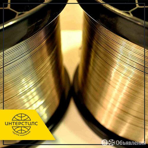 Проволока алюмель НМцАК2-2-1 0,2 мм ГОСТ 1790-2016 по цене 1560₽ - Металлопрокат, фото 0
