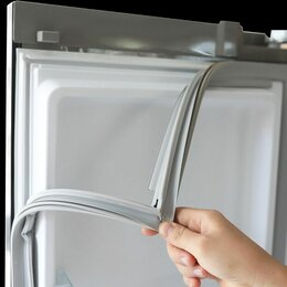 Аксессуары и запчасти - Холодильник vestel двухкамерный уплотнительная резинка, 0