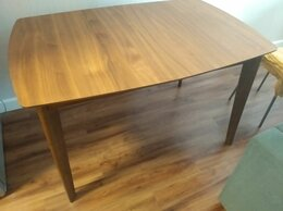 Мебель для кухни - Стол деревянный раскладной, 0