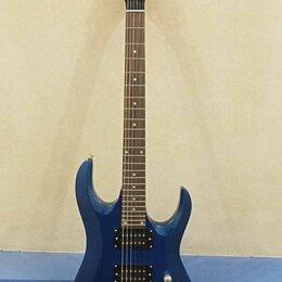 Электрогитары и бас-гитары - Суперстрат Zombie EDG-46. Бесплатная Доставка, 0
