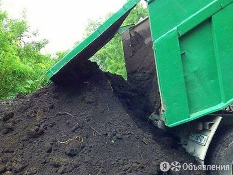 Чернозем Тамбовский по цене 1250₽ - Субстраты, грунты, мульча, фото 0