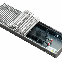 Встраиваемые конвекторы и решетки - Внутрипольные конвекторы Techno KVZ , 0