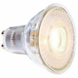 Лампочки - Лампа светодиодная Deko-Light Value GU10 3.7Вт 2000K 180109, 0