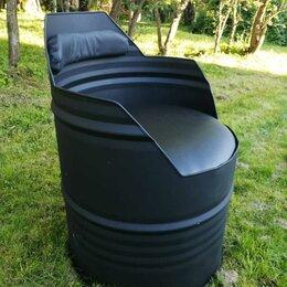 Кресла и стулья - Кресло-стул из бочек, 0