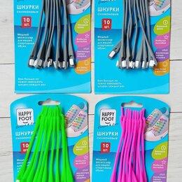 Стельки и шнурки - Шнурки силиконовые, 0