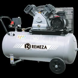 Воздушные компрессоры - Компрессор Remeza СБ4/С-100.LB30 (380В) 420 л/мин, 0