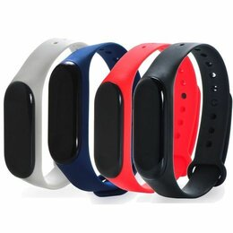Аксессуары для умных часов и браслетов - Ремешок для фитнес-браслета Xiaomi Mi Band 3/Mi Band 4, 0