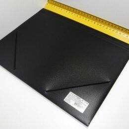 Канцелярские принадлежности - ПАПКА на резинке А4 Brauberg черная 221624, 0