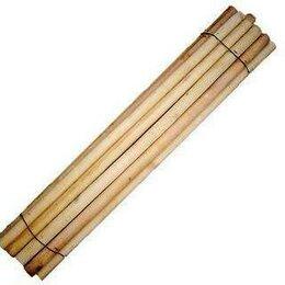 Черенки и ручки - Черенок березовый (для лопат) 40 мм*1,2м (высший  сорт)..., 0