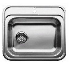Кухонные мойки - Врезная кухонная мойка Blanco Dana 57.5х50.5см нержавеющая, 0