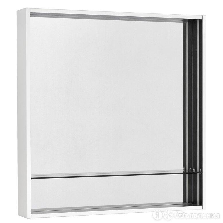 Aquaton Зеркальный шкаф Aquaton Ривьера 80 белый матовый 1A239102RVX20 по цене 14857₽ - Диваны и кушетки, фото 0