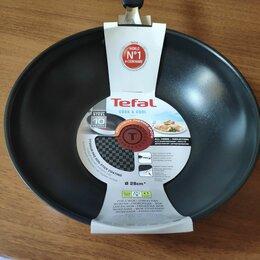 Сковороды и сотейники - Сковорода вок TEFAL, 0
