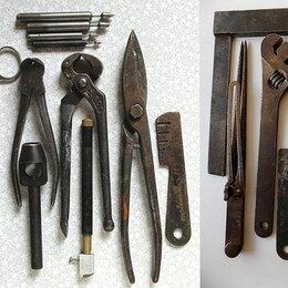 Тиски - Старинные слесарные инструменты, 0