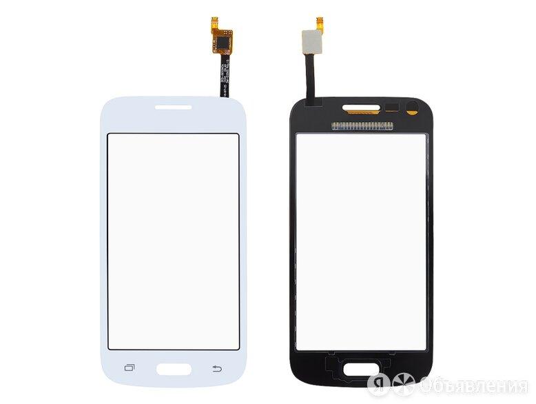 Тачскрин для Samsung G350E Galaxy Star Advance (белый) по цене 250₽ - Дисплеи и тачскрины, фото 0