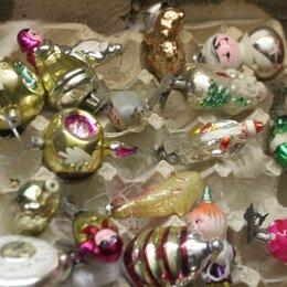 Ёлочные украшения - Коллекции старых елочных игрушек, 0