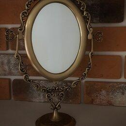 Зеркала - Зеркало настольное , 0