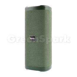 Акустические системы - Колонка-Bluetooth HOCO HC4 Bella (темно-зеленый), 0