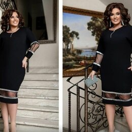 Платья - Вечернее платье р-ры 50-60, 0