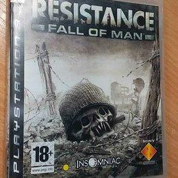 Игры для приставок и ПК - Resistance 1 fall of man ps3 , 0